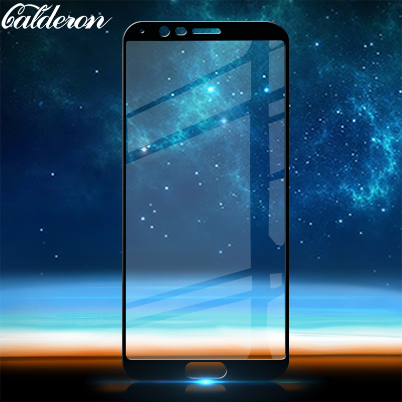 McCollum 3D Protective Glass For Honor 10 Glass Screen Protector Huawei Honor V10 View 10 Tempered Glass Screen Protection Film image
