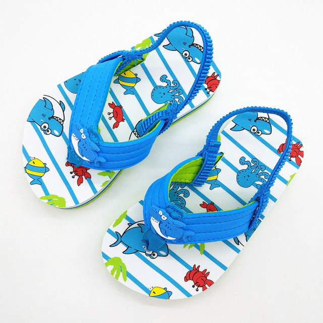 8efdf1e4e Children s Sea Shoes Boys Flip Flops Children Barefoot Shoes Kids Shoese Beach  Water Slippers Boy Swimming Water Shoes