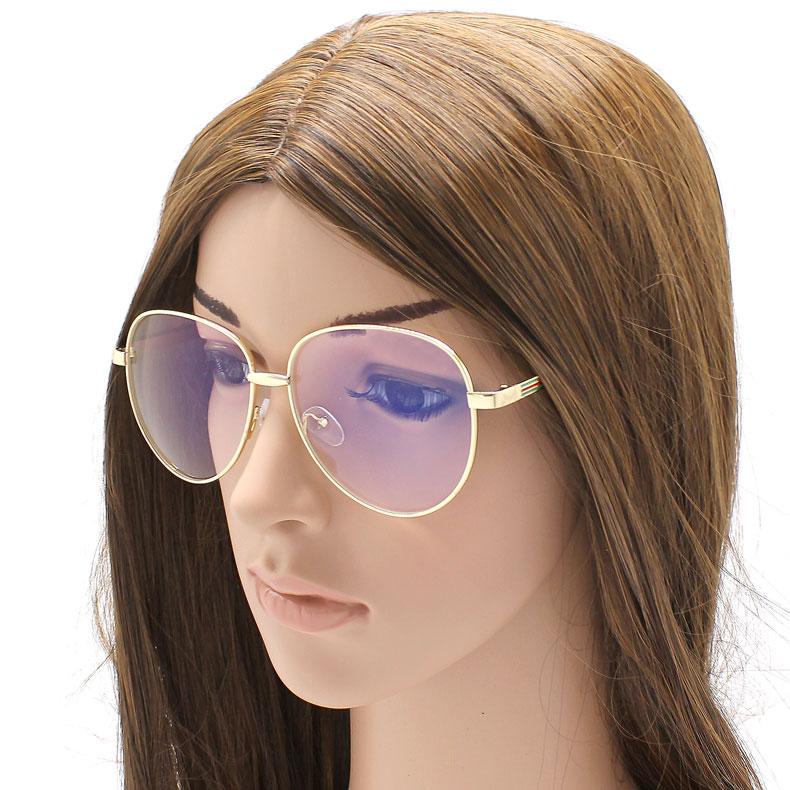 Anti Blue Ray Óculos de Computador Transparente Armação de óculos ... 24433e6612