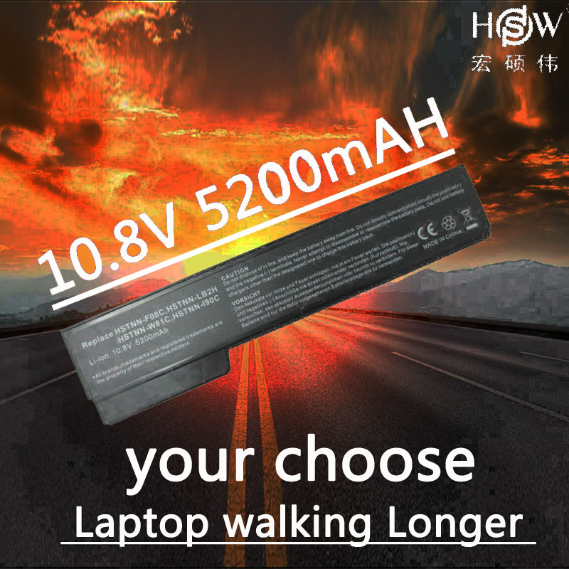 все цены на HSW Laptop Battery for HP EliteBook 8460p 8470p 8560p 8460w 8470w 8570p ProBook 6460b 6470b 6560b 6570b 6360b 6465b 6475b 6565b