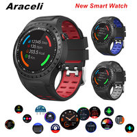 GPS Smart Watch Waterproof Sim Card Bluetooth Phone Call Smartwatch Phone Men Women Heart Rate Monitor Clock Smart Watch