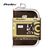 Prefox TK002 Stringed Musical Instrument Care Kit / Guitar Maintenance Tools