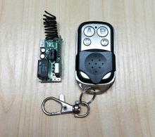 Universel DC 5 V mini télécommande sans fil interrupteur 2A relais récepteur émetteur pour caméra/caméra vidéo 433 mhz