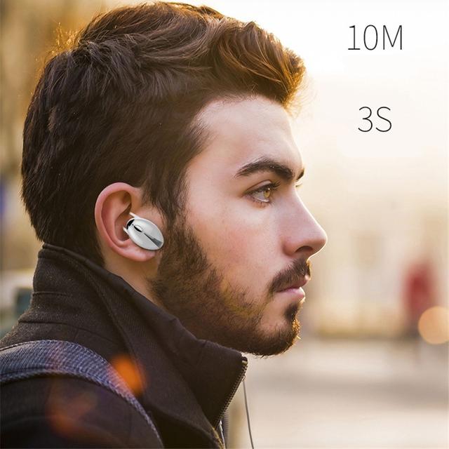 Mini Bluetooth Earphone Wireless Bluetooth Headphone Wireless Earbud Earphone Hands-free Headset For Car Driving Phone Sport