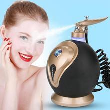 Микро нано увлажняющий кислородный распылитель, косметическое устройство для лица, омоложение морщин, оборудование для красоты, инструменты для ухода за кожей