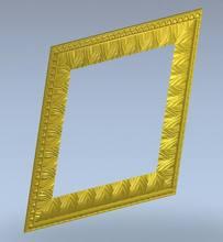 Modelo 3d alívio para cnc em formato de arquivo STL Frame_3