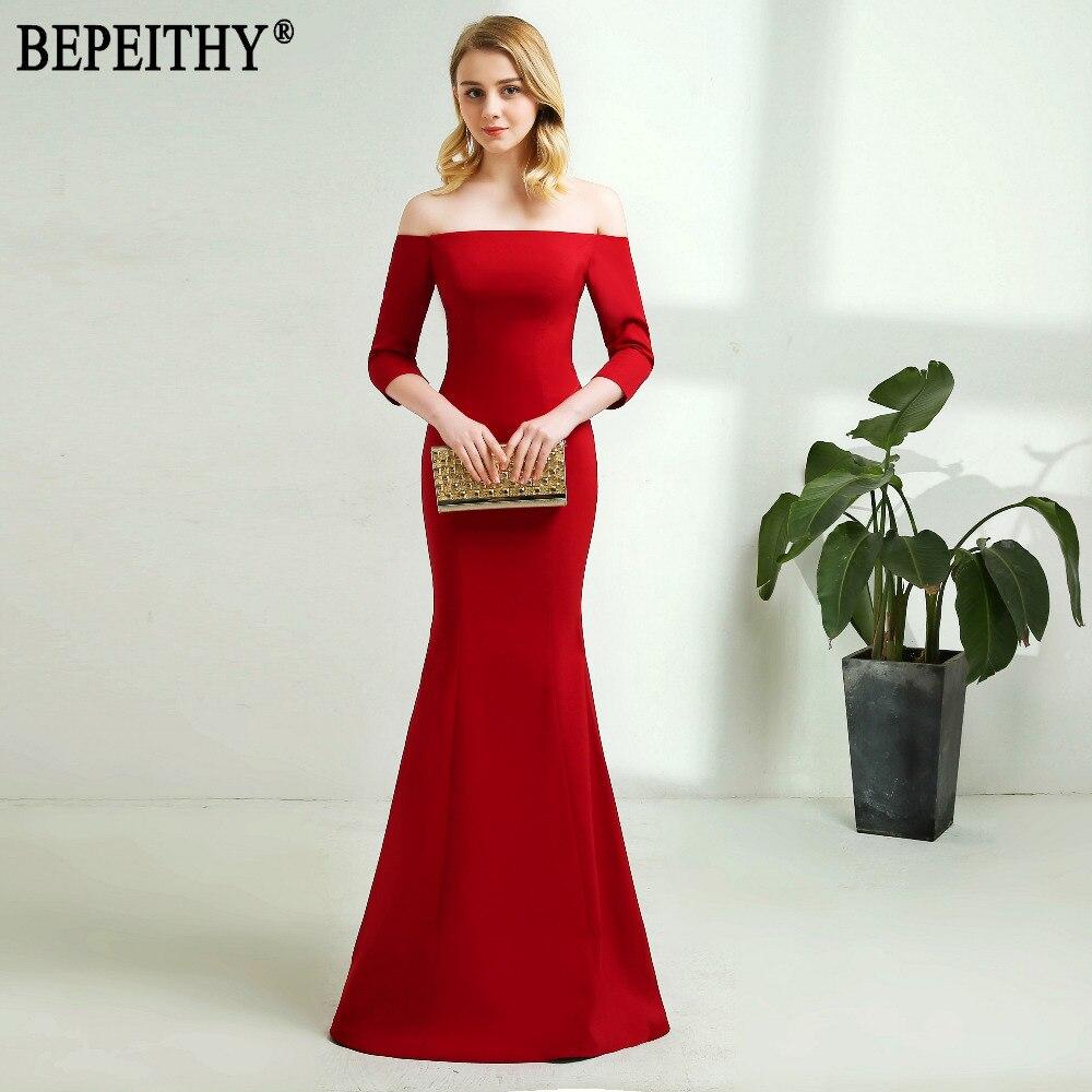 Comprar Bepeithy Nueva Llegada Elegante Vestido De Festa