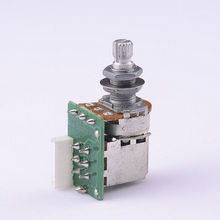 Potentiometer Epi Push-Pull-Switch B500K Guitarfamily Standard 1piece with Circuit-Board