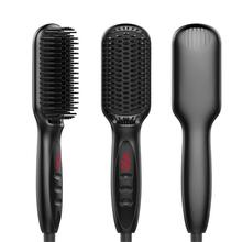 Electric Hair Comb Hairs Straightener Straight Combs Negative Ion Straight Hairs Board Straight Hair Board Styling Tool стоимость