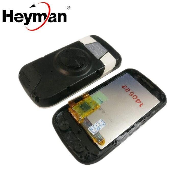 Hebricoleur original pour GARMIN EDGE 1000 LCD écran tactile numériseur verre avec batterie boîtiers de porte arrière couverture arrière