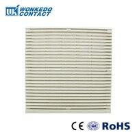Cabinet Ventilation Filter Set Shutters Cover Fan Grille Louvers Blower Exhaust Fan Filter FK 3326 230 Filter With Fan