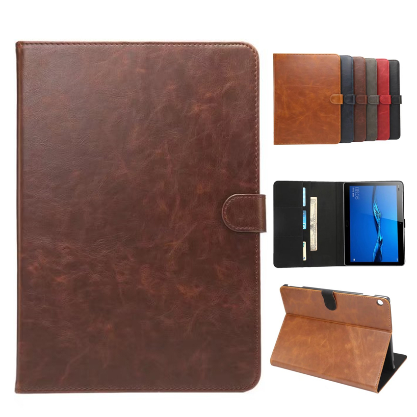 Mediapad M3 Lite 10.0 PU Leather 10.1'' Wallet Case Cover Slim Protective Stand For Huawei MediaPad M3 Lite 10 BAH-W09 AL00 Skin coque smart cover colorful painting pu leather stand case for huawei mediapad m3 lite 8 8 0 inch cpn w09 cpn al00 tablet