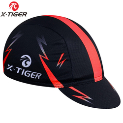 X-TIGER Bike Head Cycling Hats Cycling Cap Bike Helmet Cap Free Size Ciclismo Bicicleta Anti-sweat Headwear Bicycle Cycling Caps
