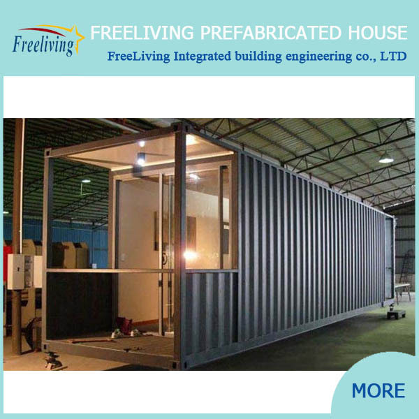 China Freeliving low cost living steel structure prefab