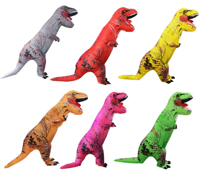 Adult Size Rubie S Costume Co Jurassic World T Rex Inflatable Dinosaur Costume 7 Color Available Costume Costume Costume Inflatablecostume Adult Aliexpress