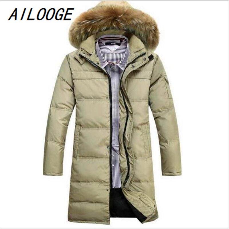 Confident 90% White Duck Down Jacket 2019 New Ultralight Men Winter Duck Down Coat Outwear Down Parkas Waterproof Overcoat Puls Size S-5xl Men's Clothing Jackets & Coats