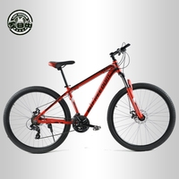 Love Fredom High Quality 29 Inch Mountain Bike 24 Speed Aluminum Frame Bicycle Front And Rear