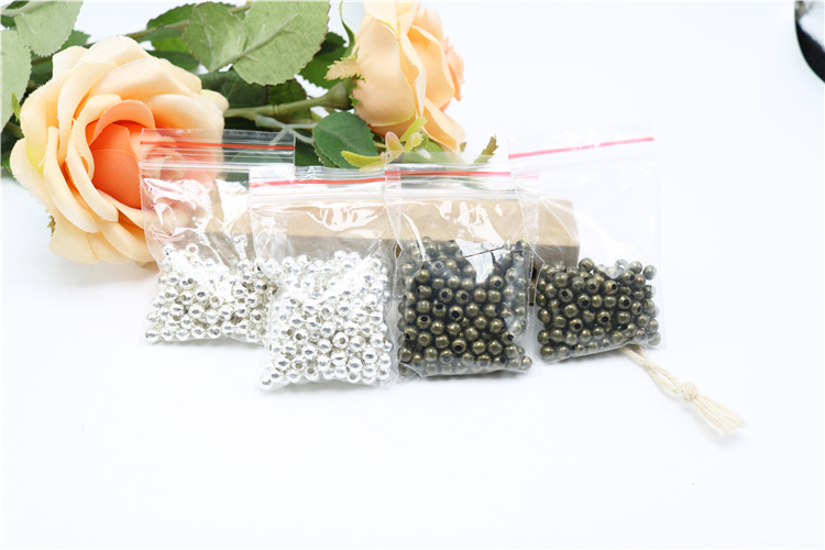 Jewelry finding & components parts Little beads bracelet material Bronze beads diy bracelet accessories beads TP2052