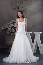 free shipping 2013 new handmade custom size bride ever pretty plus dresses lace appliques wedding dress with beaded bust