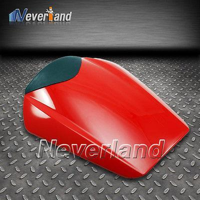 Hot sale Motorcycle Pillion Rear Seat Cover Cowl for Honda CBR1000RR CBR 1000 RR 2008-2013 2009 Red Free shipping C30 arashi motorcycle radiator grille protective cover grill guard protector for 2008 2009 2010 2011 honda cbr1000rr cbr 1000 rr