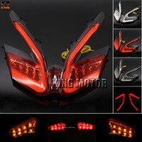 Для Ducati 899 959 1199 1199 S 1199r 1299 panigale Аксессуары для мотоциклов встроенный светодиод Фонарь поворотов мигалка лампы красный