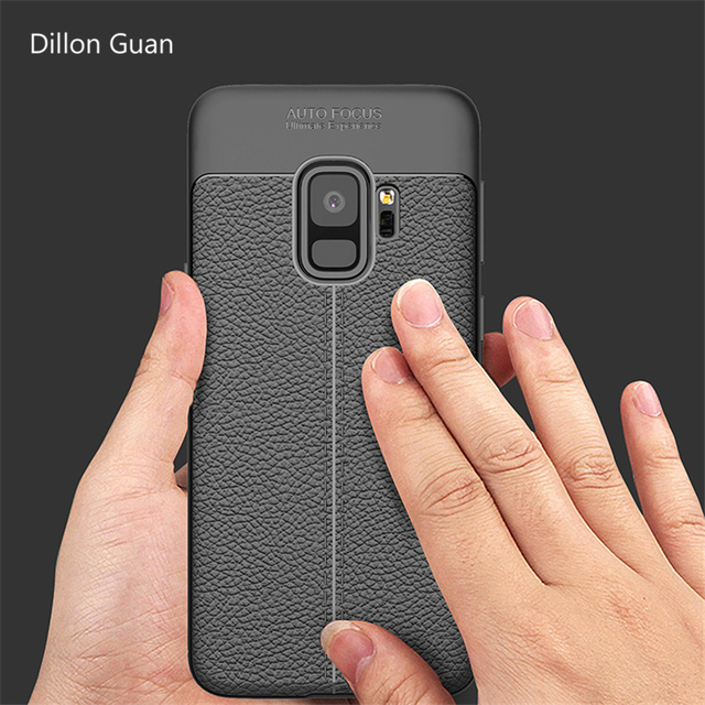 New Leather Stripe Skin Cover Design Phone Case For