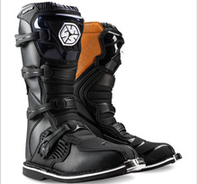 Free shipping Scoyco MBT001 riding boots shoes boots racing boots highway motorcycle riding / black