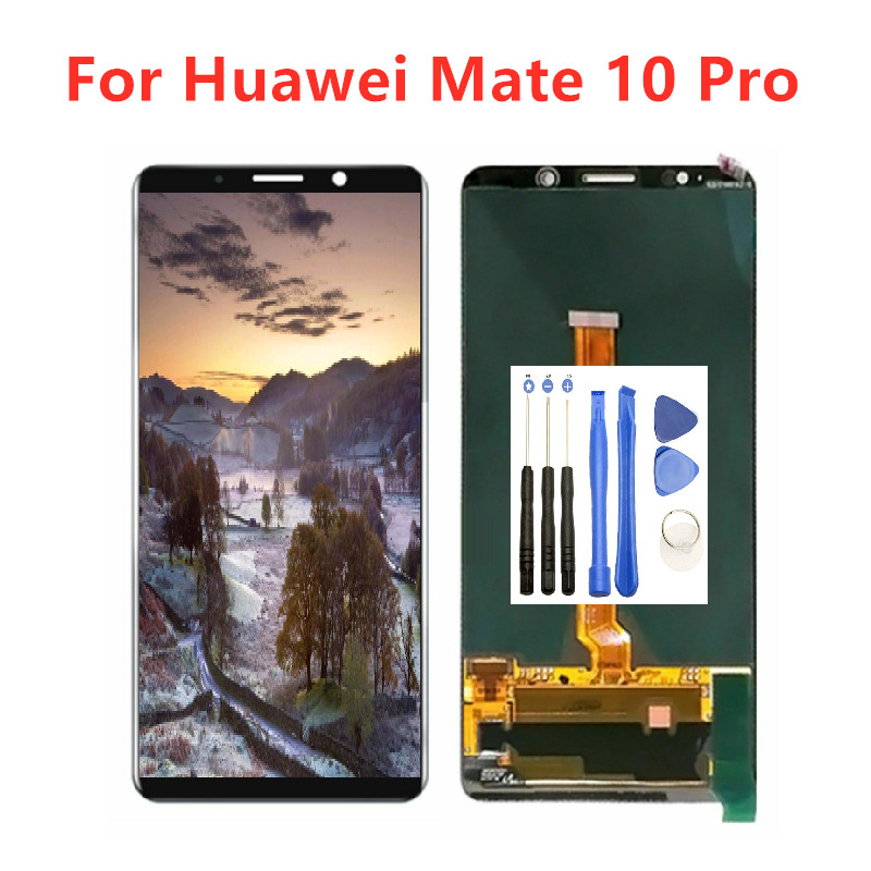 For Huawei MATE 10 ALP-L09 ALP-L29 LCD Display Digitizer Touch Screen Panel Glass For Huawei Mate 10 Pro LCD Screen 6.0 inch LCDFor Huawei MATE 10 ALP-L09 ALP-L29 LCD Display Digitizer Touch Screen Panel Glass For Huawei Mate 10 Pro LCD Screen 6.0 inch LCD