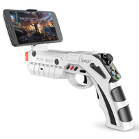 Ipega PG 9082 AR VR Game Gun Bluetooth Gamepad Shooting With Vibration Virtual Augmented Reality Joystick