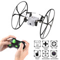 Mini Drone  Helic Max Sky Walker 1340 2.4GHz 4CH Fly Ball  RC Quadcopter 3D Flip Roller Headless Drone with camera RC toy Wholes
