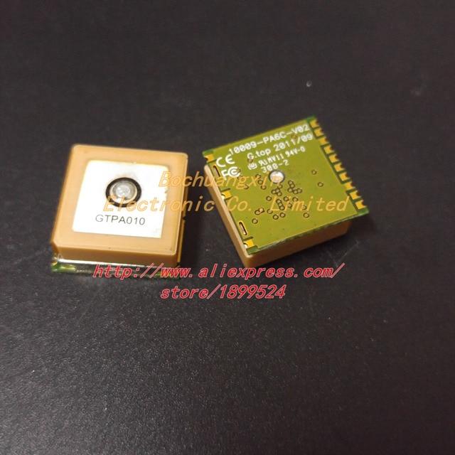 Free Shipping! New Original GTPA010 MT3339 PA6C G.top010 FGPMMOPA6C 10009-PA6C-V02 GPS Standalone Module