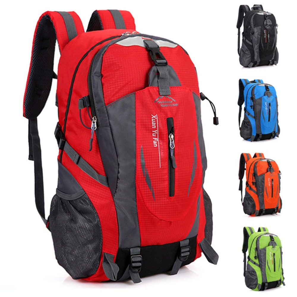 OUTAD Sport Climbing Camping Biking Hiking Bag Mountaineering Day Pack Lightweight Travel Backpack Waterproof Outdoor Rucksack 65l professional outdoor mountaineering bag camouflage bag large capacity multi function camping hiking backpack outdoor travel