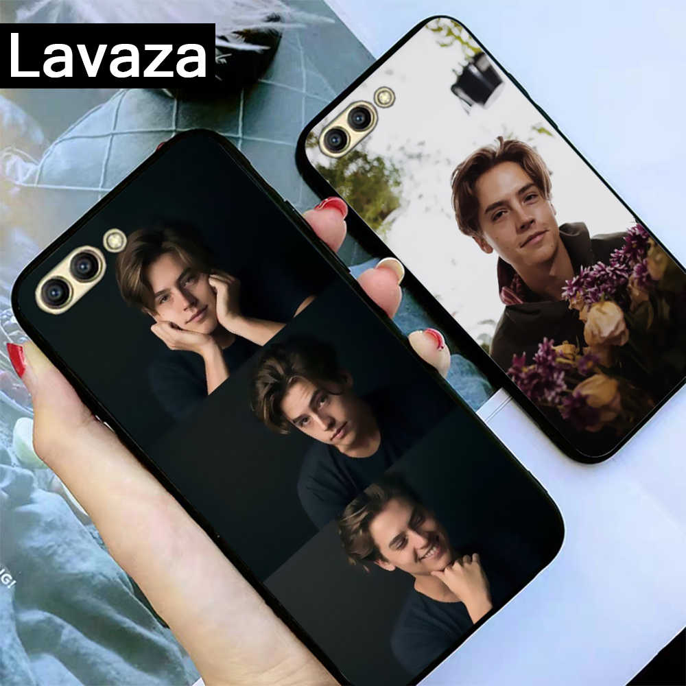 Lavaza Американский ТВ ривердейл серии Cole Sprouse силиконовый чехол для Huawei Honor 6a 7A 3 GB Pro 7X8 Lite 8X 8C 9 Note 10