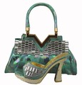 African Shoe And Bag Set For Party Italian Shoe With Matching Bag New Design Ladies Matching Shoe And Bag Italy 1308-38