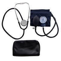Health Care Professional Medical Blood Pressure Monitor Stethoscope Meter Estetoscopio Aneroid Sphygmomano Measure Device
