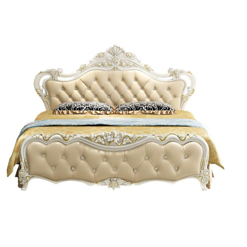 Lit Enfant Kids Matrimonio Box Ranza Frame Recamaras Moderna Modern Leather bedroom Furniture De Dormitorio Mueble Cama Bed