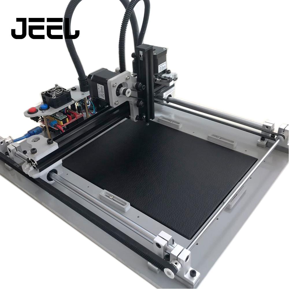 0,5 W/2,5 W/3,5 W/5,5 W Laser Stecher 30X38 CM Arbeits Bereich A3 mini Laser Gravur Maschine Holz Router Kennzeichnung Maschine Erweiterte Spielzeug