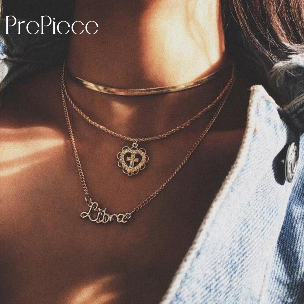 Trendy Daily News: Aliexpress.com : Buy PrePiece Alloy Cross Pendant Necklace