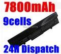 7800 MAH Batería Del Ordenador Portátil Para ASUS AL31-1005 AL32-1005 ML31 ML32-1005 PL32-1005 Eee PC 1001 1005 H 1005 P 1005HE 1005HA 1101HA