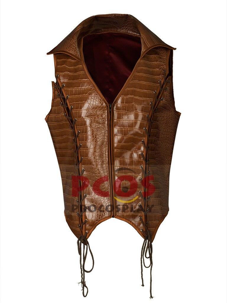 Once Upon a Time Mr. Gold Rumplestiltskin Cosplay Vest mp003225