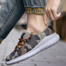 Купить с кэшбэком Lightweight Tenis Masculino Adulto Casual Men Shoes Hot Sale Zapatos De Hombre Comfortable Chaussure Homme Lace-Up Zapatillas