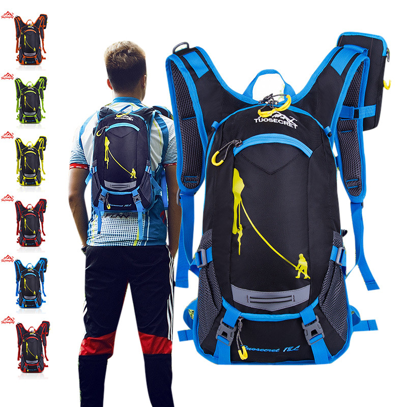 2017 Hot 15L Bicycle Cycling Rucksack Backpack Hydration Pack Helmet Water Bladder Bag For Dropshipping cheap sale hydration water bladder bag cleaning tube hose sucker brushes drying rack set