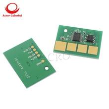 10pcs 7K printer chip for Lexmark X651 X652 X654 X656 X658 toner cartridge reset spare parts