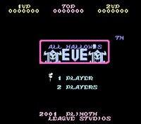 Hayaletler 'n Goblinler Hack Tüm Hallow Yılbaşı Oyun Kartı Için 72 Pin 8 Bit Oyun Oyuncu