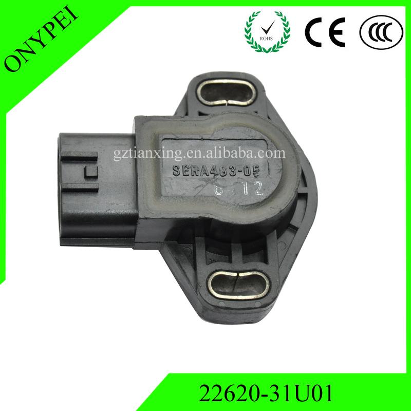 22620-31U01 SERA483-05 Original Japan Throttle Position Sensor For Nissan I30 Maxima Almera Pickup Sentra SERA48305 2262031U01