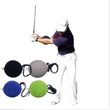 2019 新ゴルフスマートインフレータブルボールゴルフスイングトレーナーエイド支援姿勢補正トレーニング用品ゴルフアクセサリー