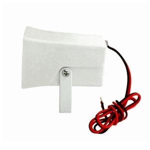 Image 2 - Mini klaxon, sirène dalarme sonore, 105db, sirène dintérieur filaire 12V DC, pour la maison et le système dalarme