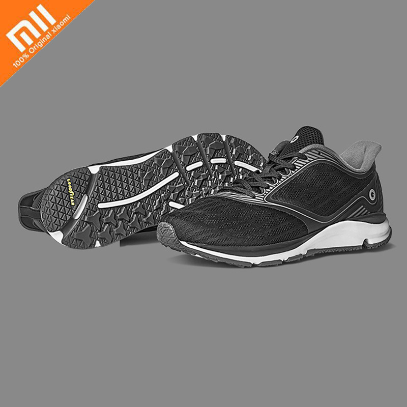 Original Xiaomi Amazfit Antelope Light Smart Shoes Outdoor Sports Goodyear Rubber Breathable Sneakers Pk Mijia 2
