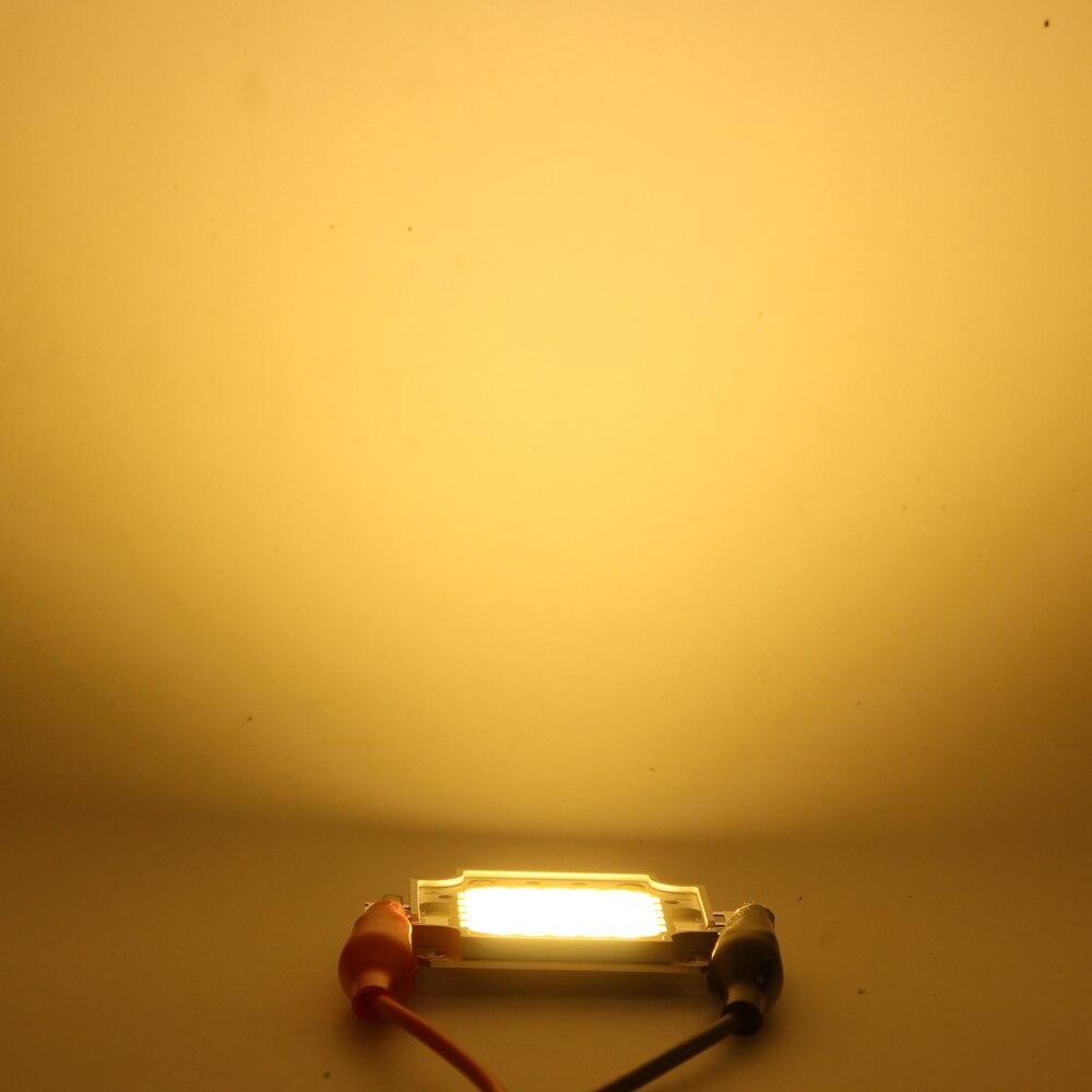 10 stücke Smart IC IP65 Flutlicht FÜHRTE COB Chip 20 Watt 30 Watt 50 Watt integrierte Rechteck Led-lampe Leuchtet AC 110 V 120 V 100 V Flutstrahler