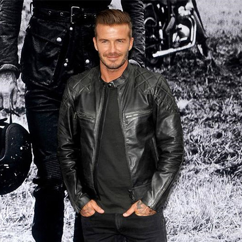 Online Get Cheap Classic Leather Motorcycle Jackets for Men